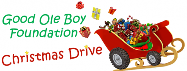 Good Ole Boy Christmas Drive 2015